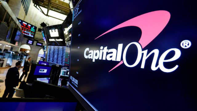 Capital One to contact customers affected by massive data breach