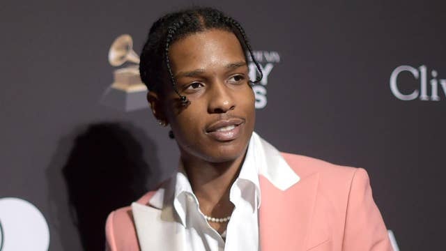 A$AP Rocky pleads not guilty to assault charges in Sweden