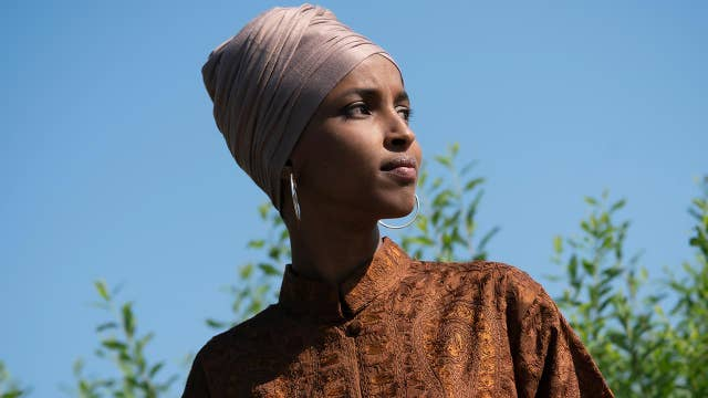 Rep. Ilhan Omar shares actor's tweet celebrating attack on Sen. Rand Paul