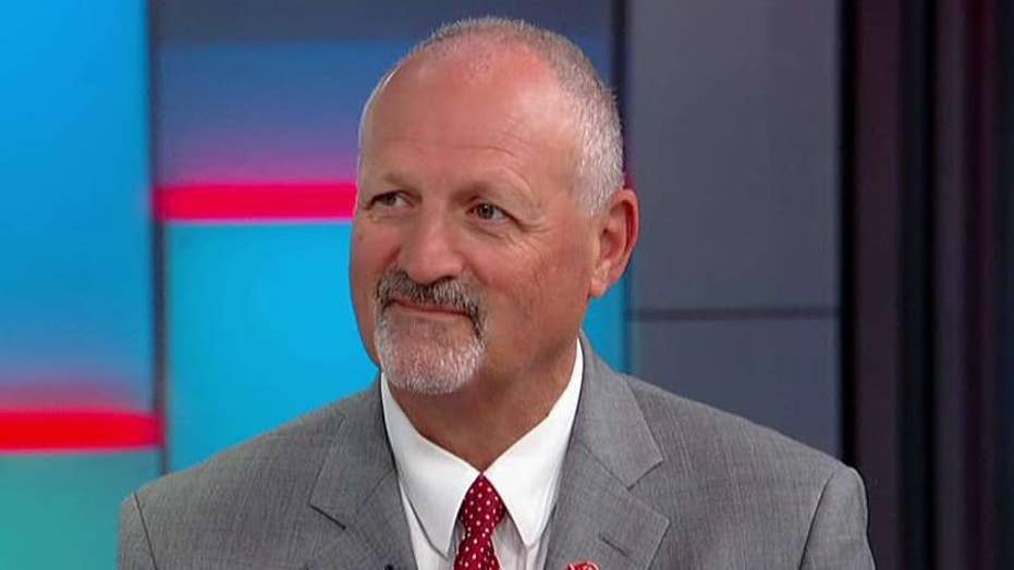 Tunnel to Towers CEO Frank Siller on 9/11 bill, $3M being donated from Betsy Ross shirts