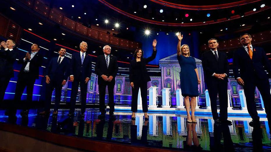 How 'polite' will 2020 Democrats be at the second round of primary debates?