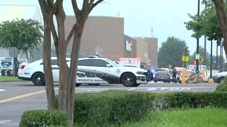 Multiple injured in Mississippi Walmart shooting, suspect shot by police