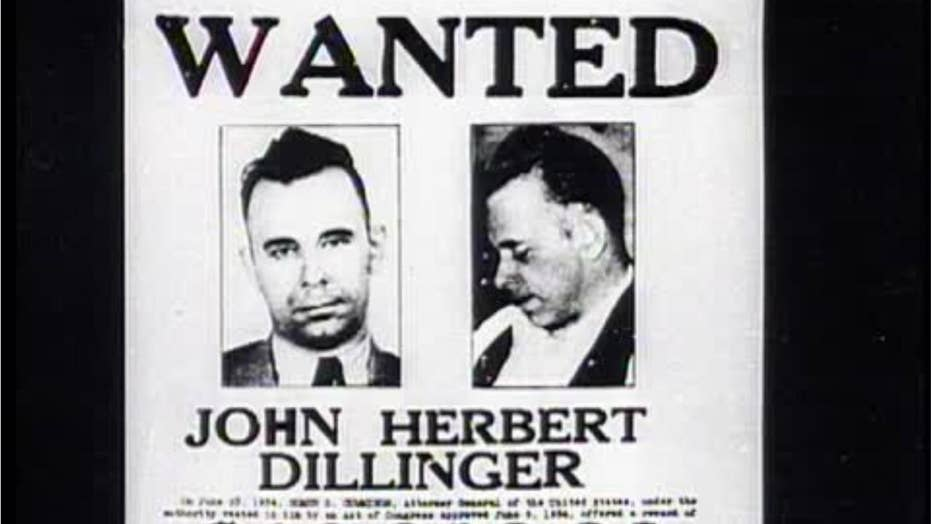 Report: Gangster John Dillinger's body to be exhumed from heavily protected grave for undisclosed reason