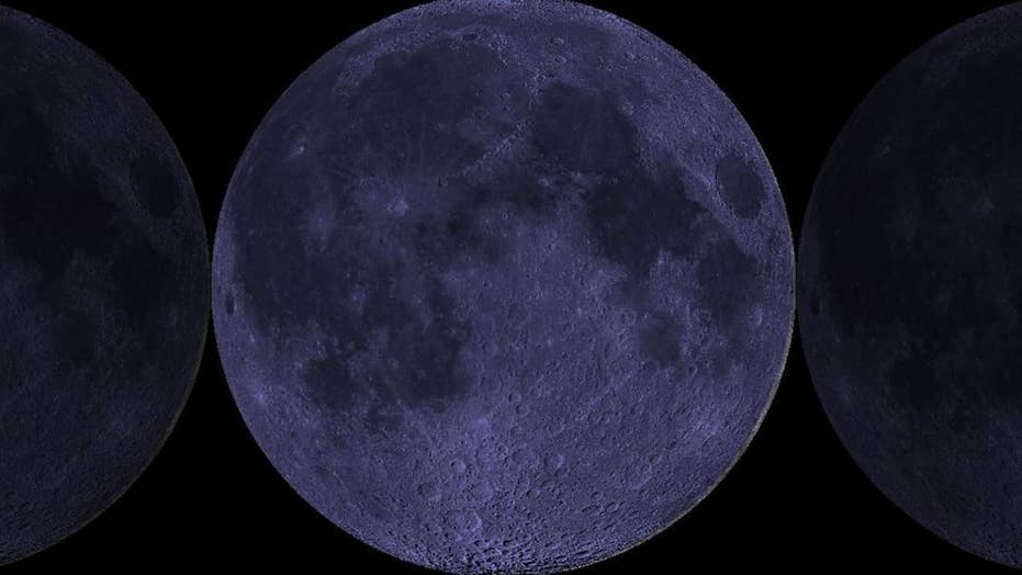 Rare Black Moon event has stargazers excited