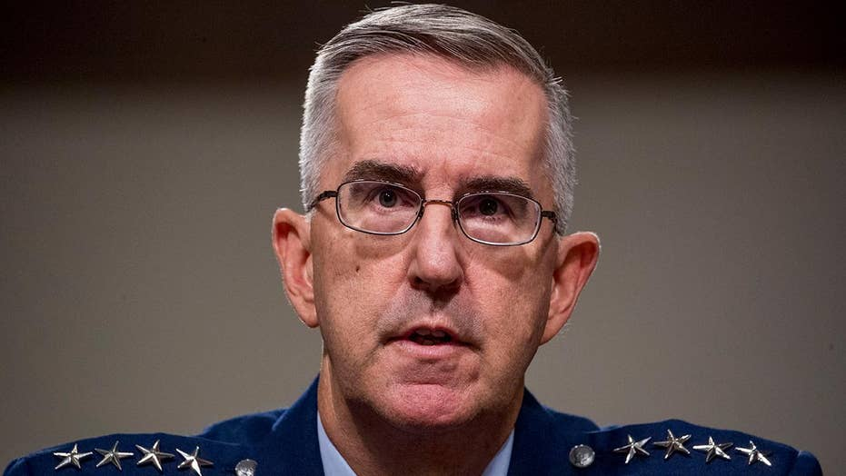 Air Force Gen. John Hyten denies allegations of sexual misconduct