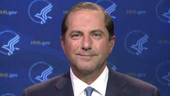 HHS Secretary Alex Azar on Trump administration push to allow Canadian drug imports