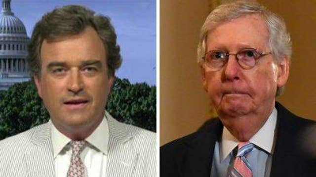 Charlie Hurt on McConnell's 'Moscow Mitch' claims