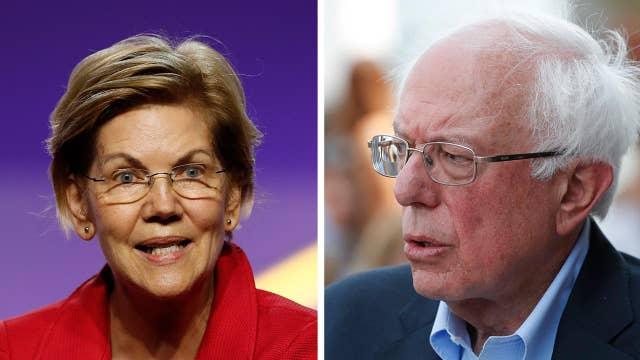 Sanders, Warren prepare to square off in second Democratic debate