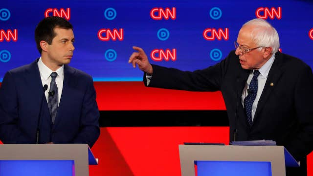 Democratic debate reveals deep divisions over health care, immigration