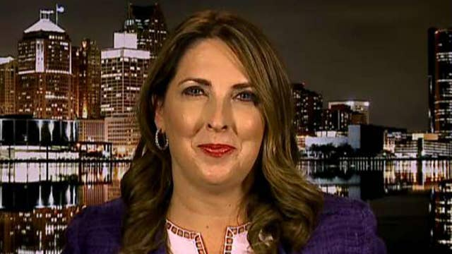 RNC chair says Democratic debate in Detroit revealed party's socialist plan for health care