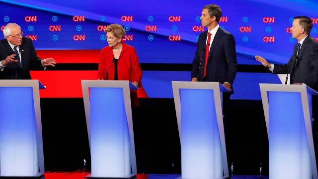 Does any 2020 Democratic presidential candidate have a viable health care plan?