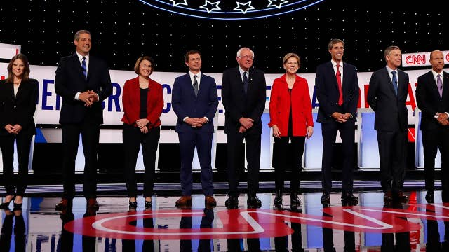 Winners and losers from debate night one, round two?
