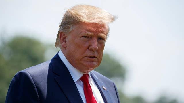 President Trump claims vindication after federal judge dismisses DNC hacking lawsuit