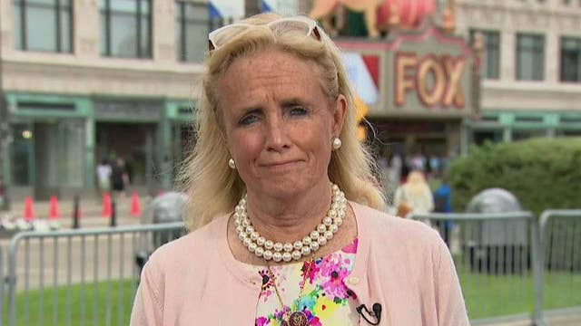 Rep. Debbie Dingell on divisions among liberal and moderate Democrats over health care
