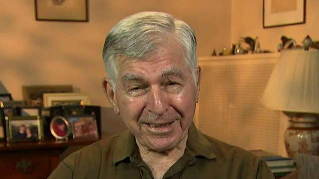 Michael Dukakis warns both parties need to start paying attention to the federal deficit