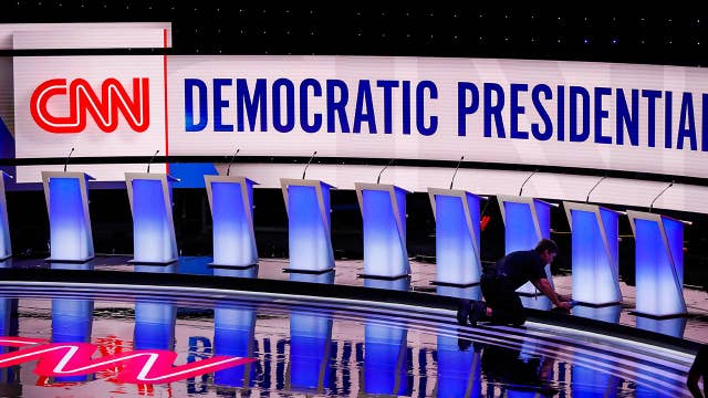 Round 2: Democratic debate predictions from 'The Five'
