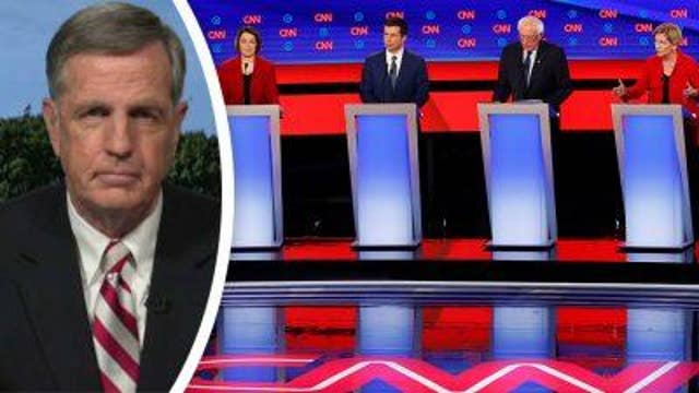 Brit Hume reacts to first debate