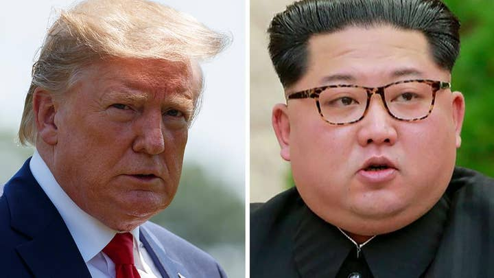 US trying to resume stalled negotiations with North Korea over its ballistic missiles and nuclear weapons