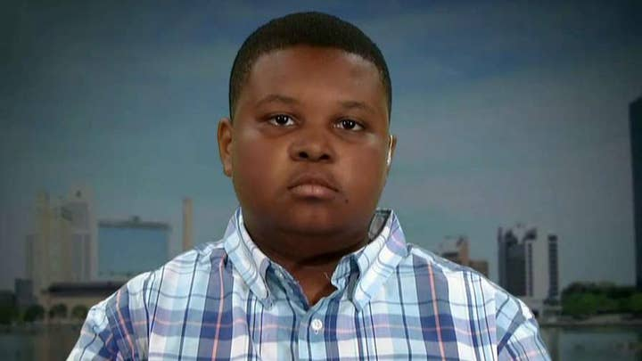 Meet the 11-year-old reporter taking the political media world by storm