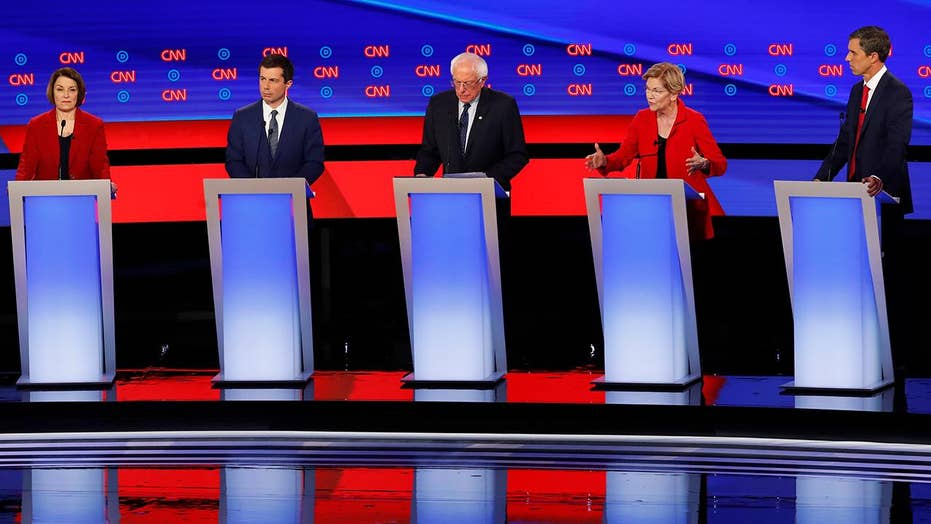 Who are the candidates to watch based off second Democratic debate?