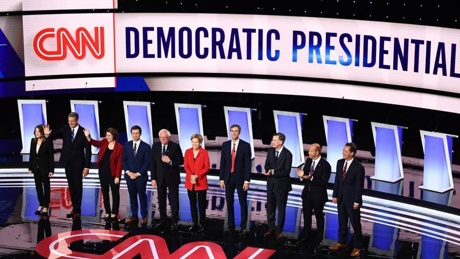 Researchers: Bots targeted race during Democratic debate
