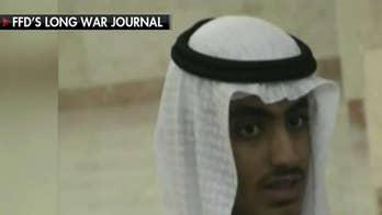 Usama bin Laden's son Hamza believed to be dead