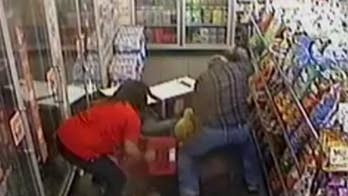 Arizona gas station hostages attack, subdue man who shot customer in the head