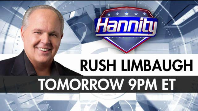 Rush Limbaugh to make a special 'Hannity' appearance