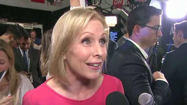 Gillibrand: The Democratic nominee needs to inspire women, have their back