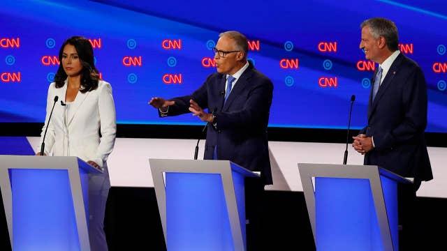 2020 Democrats trash Trump during second round of debates