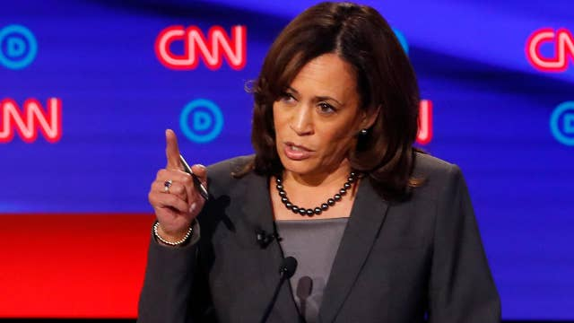 Former Kamala Harris opponent: She has a glass jaw and last night's debate proved it