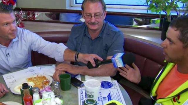 Breakfast with 'Friends': Michigan voters react to Democrat debates