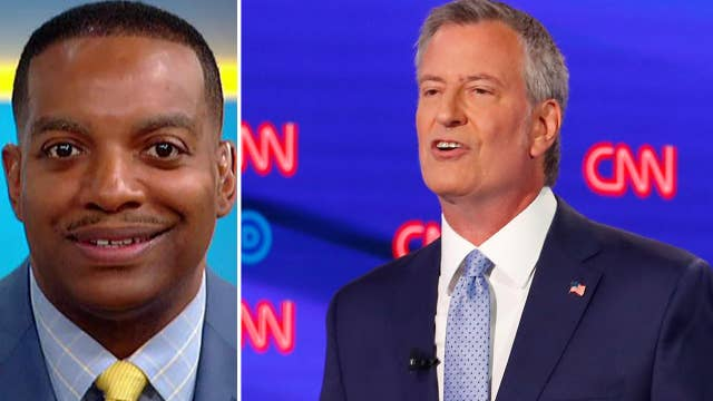 Former NYPD officer warns Mayor Bill De Blasio's policies are putting citizens in harm's way