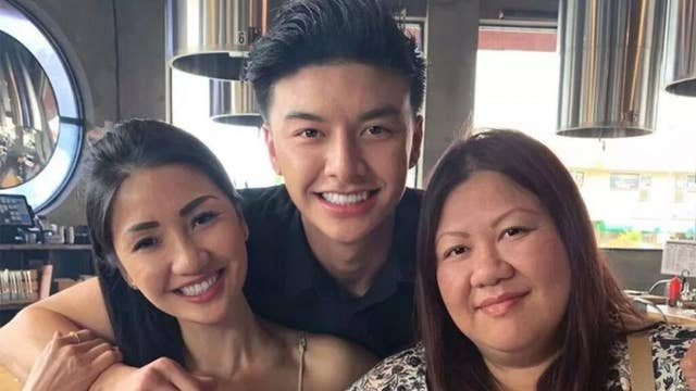 Man shares incredible pictures of his mom who is often mistaken for his girlfriend