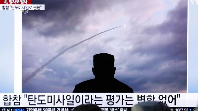 Pyongyang claims it tested a 'large-caliber, multiple-launch guided system'