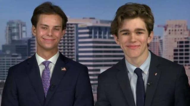 Winners of C-SPAN short film competition discuss 'Citizen Accountability in Government'