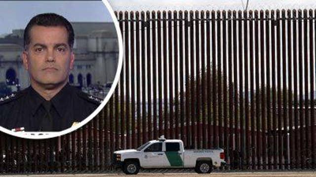 CBP Deputy Robert Perez on border crisis