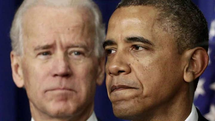 Democratic presidential candidates use debate to attack Obama policies