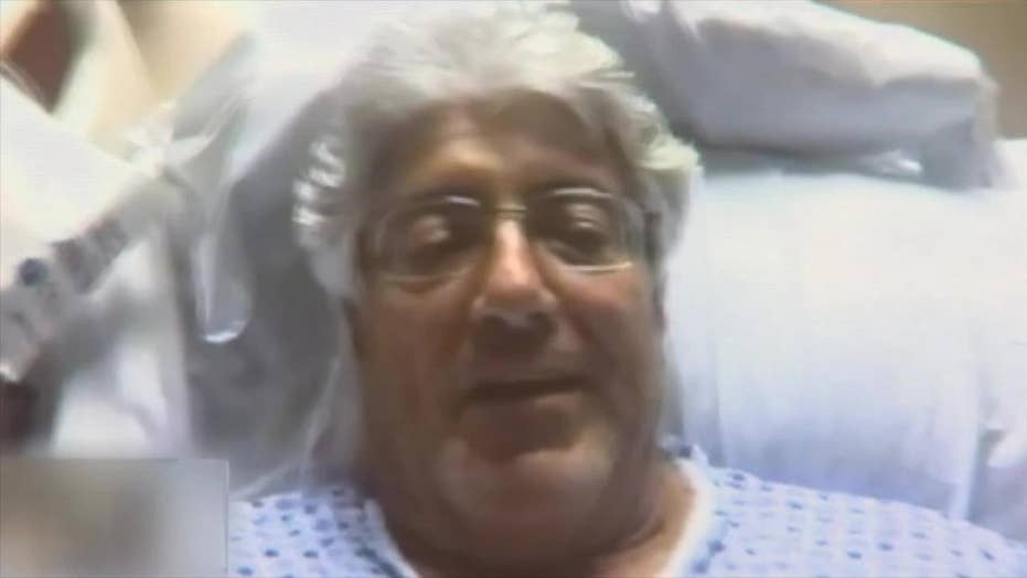 Florida man infected by flesh-eating bacteria after a fishing trip with his grandson