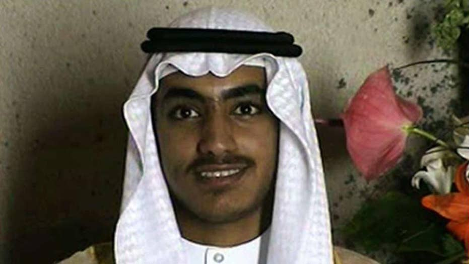 Terror analyst calls Hamza bin Laden's death 'extremely significant' and a boost to US security