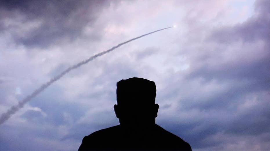 Fox News confirms North Korea launched 'projectile'