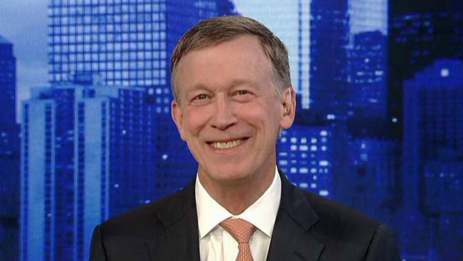 Hickenlooper: We need a health care plan that's going to work