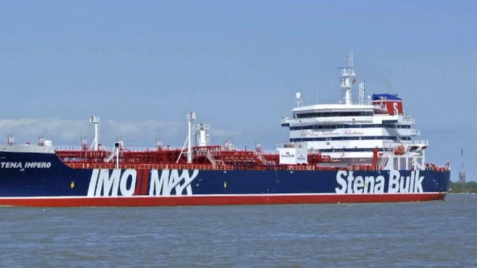 Seizure of tankers escalates tensions with Iran