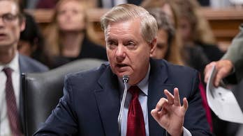 Sen. Graham clashes with Judiciary Committee Democrats over asylum bill