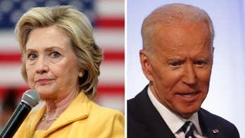 Former Hillary Clinton spokesman claims double standard over Joe Biden's debate gaffe