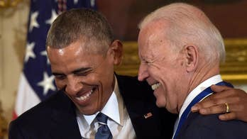 Liz Peek: Obama could help Biden by giving him a boost – So why is he staying silent?