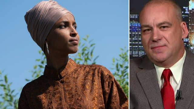 Army hero and longtime cop trying to unseat Rep. Ilhan Omar