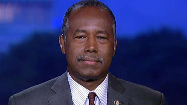 Secretary Ben Carson on fixing Baltimore: First, we have to acknowledge there's a problem
