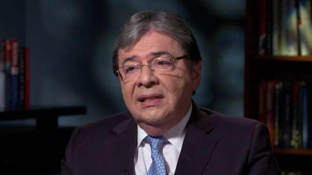Colombian foreign minister: Venezuela crisis is a regional issue that will have a global impact
