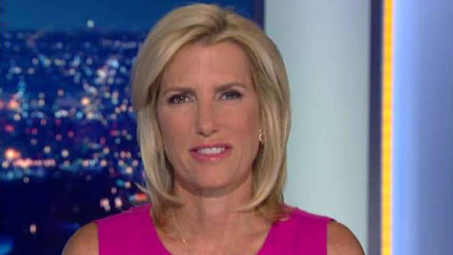 Ingraham: Obama on the outs